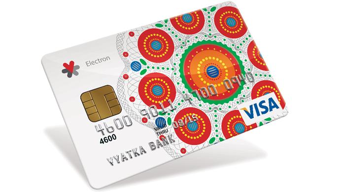 Кредитная карта Вятка банк