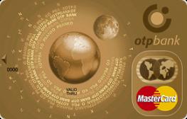 Золотая кредитная карта ОТП банка