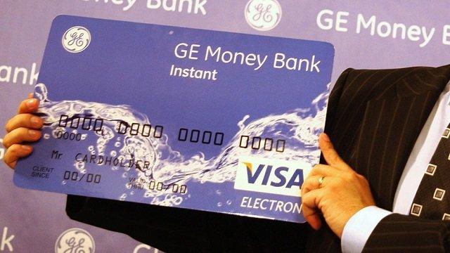 Кредитная карта GE Money Bank