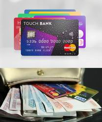 Тач банк: как оформить заявку на карту